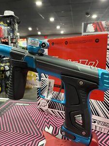 PLANET ECLIPSE GTEK 170R PAINTBALL GUN - GREY/TEAL