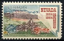 Usa 1964 Sg#1230 Nevada Statehood Mnh #D36629