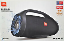 JBL Boombox Tragbarer Bluetooth-Lautsprecher Schwarz NEU & OVP***