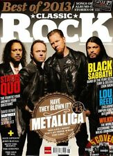 Classic Rock Monthly Music, Dance & Theatre Magazines