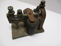 VINTAGE/ANTIQUE TELEGRAPH KEY SOUNDER - MORSE CODE - COMMUNICATION -CODE KEYERS