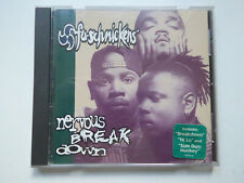 FU-SCHNICKENS <>  Nerveous Breakdown  <> VG+ (CD)
