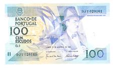 billet de 100 escudos de portugal en bon état voir photo