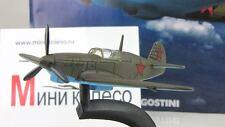 JAK-7 1941 Legendary aircraft USSR by DeAgostini #75