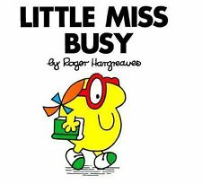 Little Miss Busy (Mr. Men and Little Miss)-ExLibrary