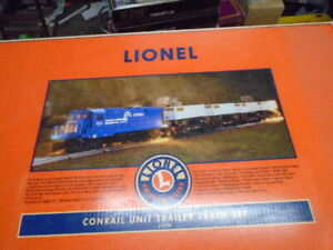 Conrail Limited Set  TRAILER TRAIN ST 21572