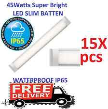 FLUORO Replacement 45W LED LIGHT ULTRA SLIM PROFILE 5500k 1200mm Waterproof IP65