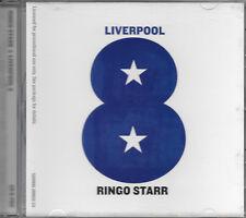 Ringo Starr - Liverpool 8 - Rare 2 Track Promo CD - EU - 2007 Apple/Capitol