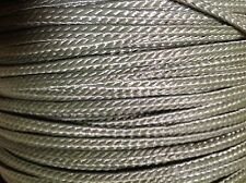 100' Nylon Fiberous Cord #4 1/8in 1000lb Winch Cord - Strong Tie Down Rope