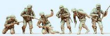 Preiser 64018 1:35 military ; US-Luftlandetruppen. D-Da