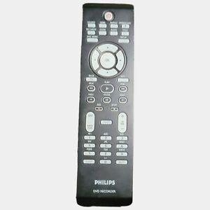 Genuine Philips 1VM322491 DVD Recorder Player Remote Control OEM Original