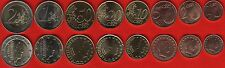 Luxembourg euro full set (8 coins): 1 cent - 2 euro 2003 UNC