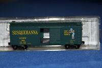 N Scale MTL Micro Trains 40' Box Car New York Susquehanna & Western 20670