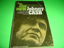 The New Johnny Cash By Charles Paul Conn 1976 Paperback