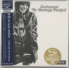 MARIANNE FAITHFULL-LOVE IS A MIST +1-JAPAN MINI LP SHM-CD BONUS TRACK G00
