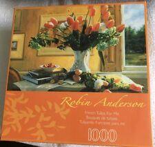 Robin Anderson French Tulips For Me 1000 Pieces Puzzles
