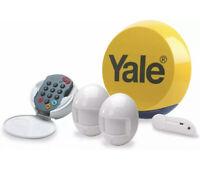 Yale Essentials Alarm Kit, Battery Powered, YES-ALARMKIT