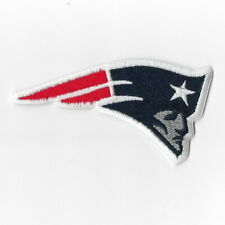 New England Patriots Iron on Patches Embroidered Patch Navy Blue Emblem Sew FN
