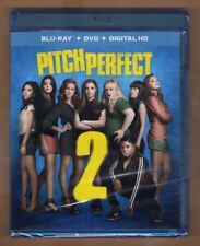 Pitch Perfect 2 new blu-ray + dvd Anna Kendrick Hailee Steinfeld Brittany Snow