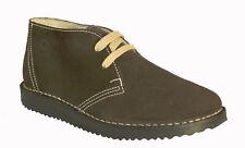 Oxygen Stitch Desert Boot Dresden Suede Brown Sizes 36-41 (UK 3 -7.5) RRP £60