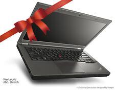 CAPTAIN NOTEBOOK LENOVO T440p i7 GEFORCE BLURAY-RW HD+ 8GB 256GB SSD 9C WIN10