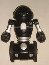 WOWWEE MiP BLACK/SILVER BLUETOOTH/ROBOT CONTROL W/I PHONE OR ANDROID