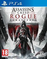 Assassin's Creed Rogue Remastered (PS4) MINT - Super Fast Delivery