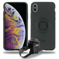 TIGRA Mountcase Bike Handlebar Mount for iPhone XS MAX