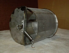 2 Lb Capacity Coffee Roaster Drum For Bbq Grill Chile Peanut Cacao