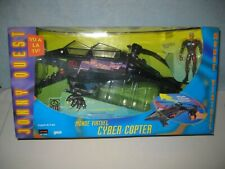 jonny quest  monde virtuel cyber copter  neuf 1996