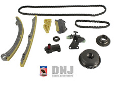 DNJ TK236 Timing Chain Kit for 2006-2011 Honda Civic 2.0L K20Z3