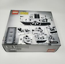 LEGO Mickey Mouse 21317 Steamboat Willie 2019 Signed by Máté Szabó Collectable