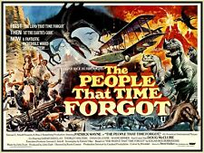 THE PEOPLE THAT TIME FORGOT COLOUR SOUND 400FT CINE SUPER 8 8MM FILM