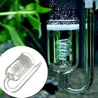 Aquarium Glas CO2 Diffusor Pflanzen Magnetregler Moss Zerst L0Z1
