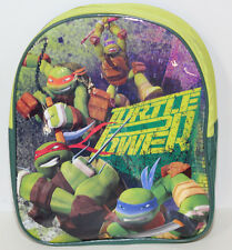 0a6c440731 Zainetto scuola Turtles tartarughe ninja zaino cartella asilo bambino