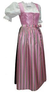 Dirndl rosa Tracht Steppmieder-Dirndlkleid Trachtenkleid Trachtenmode Balkonett