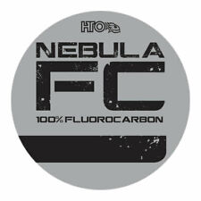 HTO Nebula 100% Fluorocarbon Clear in 50m spools