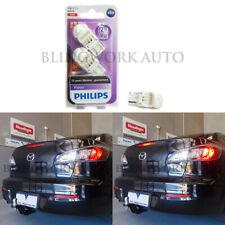 3 pcs Philips LED Brake Light Package 7443 7440 for 2009-2013 Mazda 3 BL SEDAN
