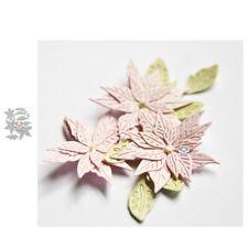 Flower Leaves Metal Cutting Dies Stencil Scrapbooking Embossing Paper Cards DIY