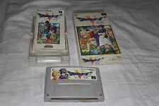 Dragon Quest V (Japanese Super Famicom Import! Nintendo SNES, Enix)