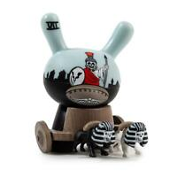 Kidrobot Arcane Divination: The Lost Cards Dunny - The Chariot by JPK