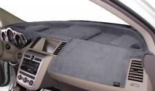Fits Nissan Frontier 2005-2011 w/ Sensor Velour Dash Cover Mat Medium Grey