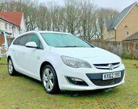 2013 Vauxhall Astra 2.0 CDTi 16v SE Sport Tourer 5dr Estate Diesel Automatic