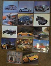 LOTUS ELISE & ESPRIT V8 2000 UK Mkt Media Pack / Press Kit - 340R M250 - NICE!!