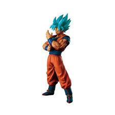 Ichiban kuji Dragon Ball Memories Super Saiyan Son Gokou God Figure C Prize