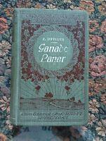 1921 Enciclopedia Agrícola, Ganado Lanar por Pablo Diffloth, Salvat