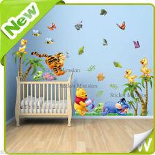 Décorations murales et stickers amovibles multicolore pour la chambre