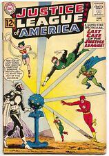 Justice League Of America 12 DC 1962 VG 1st Dr. Light Superman Batman Flash