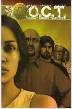 OCCULT CRIMES TASKFORCE VOL 1 IMAGE SC GN TPB HORROR STORY BY ROSARIO DAWSON NEW