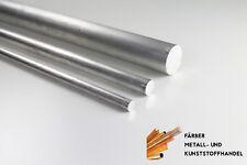 Aluminium Alu rund Rundstange D. 30 Mm/500 lang AlCuMgPb AW 2007